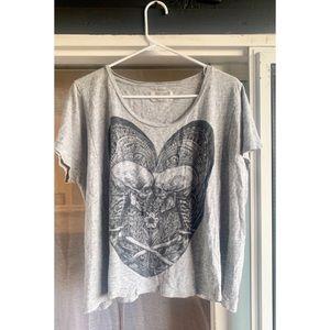 ALLSAINTS Tee Shirt size 10